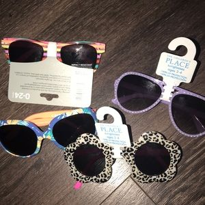 Other - Bundle of girls sunglasses